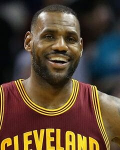 lebron james photo by streeter lecka getty images