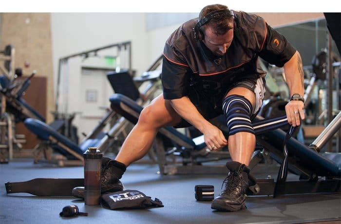 best knee wraps for squats